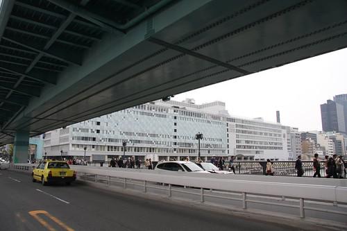 Temmabashi 天満橋