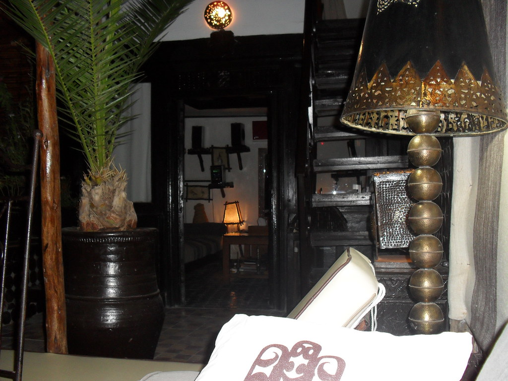 SPECIAL  PLACE TO STAY MARRAKECH-riad dar najat