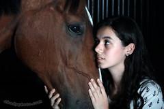 Best Friend...... (Abdullah Al-Qadeeri) Tags: horse cute kuwait abdullah rawan kvwc alqadeeri miseela