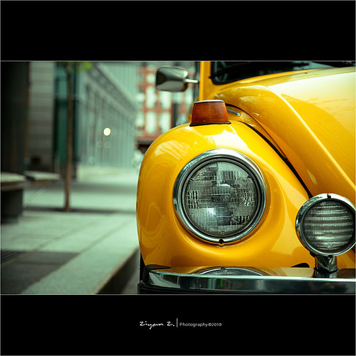 VW Beetle (Front Page) (Ziyan | Photography) canada cars car canon montreal beatle 5d oldcar   ziyan  24105mm explored canonef24105mmf4lisusm