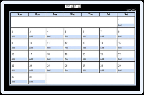 Events calender implementation in oscommerce using php code   Anil Labs