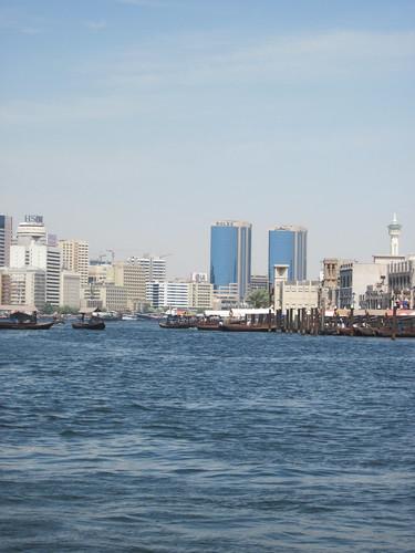 View From Dubai Creek
