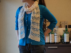 Summer scarf for my friend