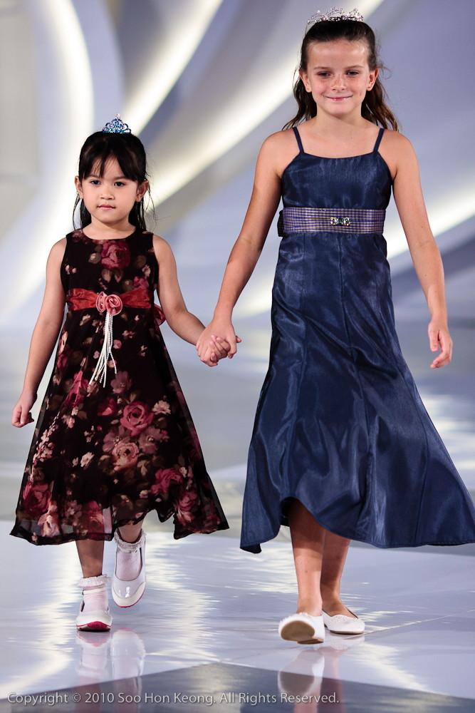 Licence to STYLE - Fashion On 1 - Flower Girl @ 1 Utama, KL, Malaysia
