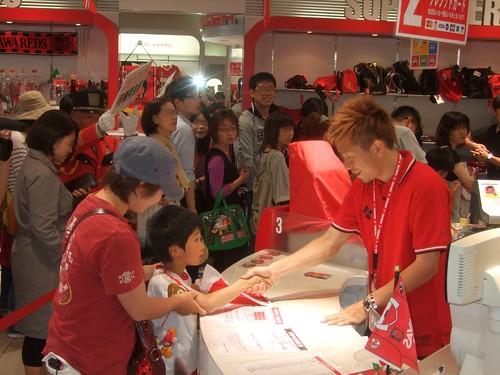 宇賀神 in RED VOLTAGE