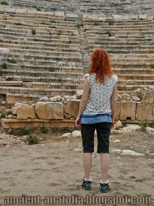 Amphitheatre by voyageAnatolia.blogspot.com