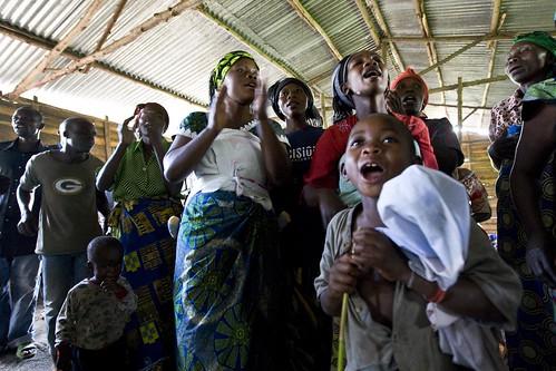 Congo Refugee Camp