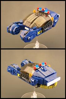 Bladerunner Spinner