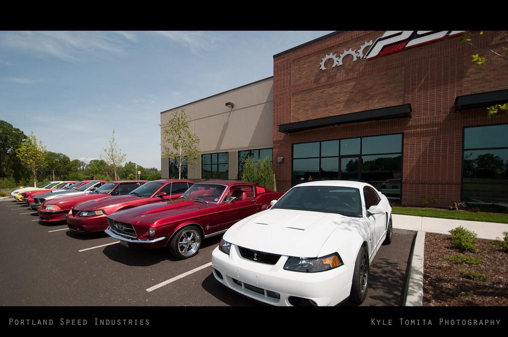 Mustang Wranglers at PSI 6