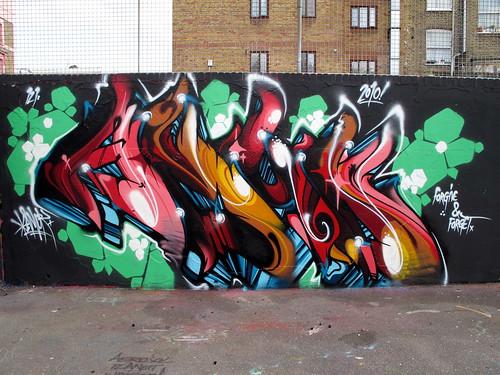Amuk KYS Graffiti