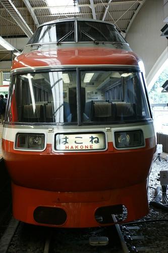 Odakyu, Hakone