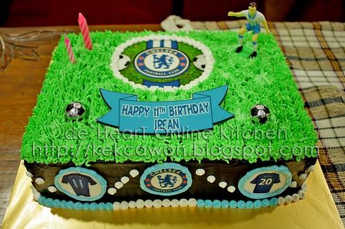 Cake Chelsea Irfan
