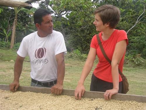 With Manuel Melenge