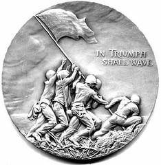 Iwo Jima obverse