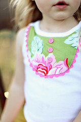Nicey Jane Tank Close-up (elliebeanskids) Tags: floral jane heather bailey nicey elliebeans