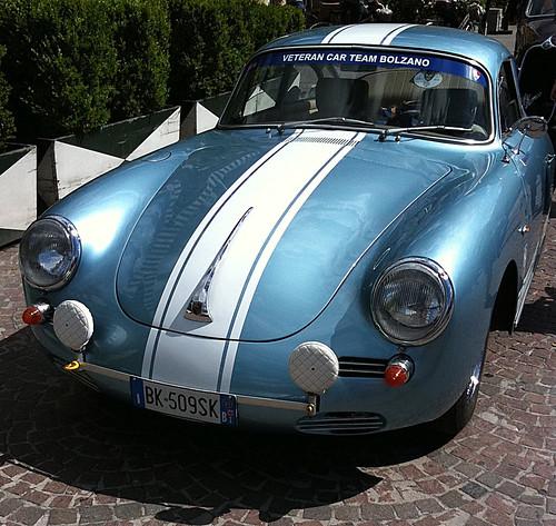 Porsche 356 - Bolzano
