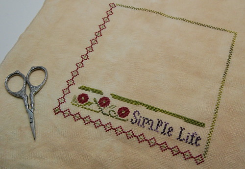 "Little House Needleworks ""Simple Life"""