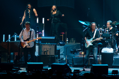 Eric Clapton & Steve Winwood @ St Jakobshalle - Basel