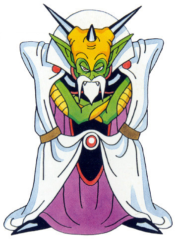 Grandmaster Nimzo from Dragon Quest V