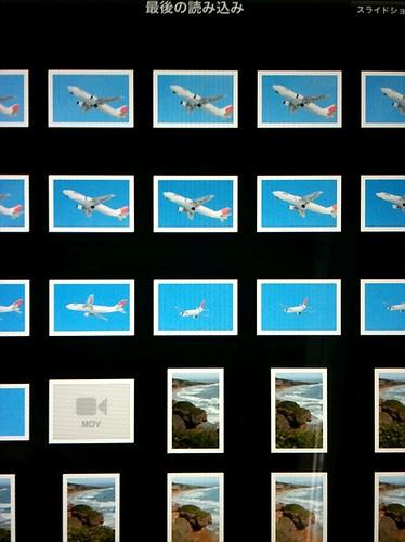 7D撮影動画みたく再生不可の動画は写真のような動画アイコンのファイルとなり、存在は確認できるが再生不可です。