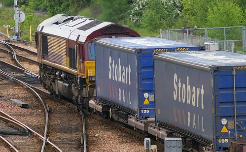 Perth- Stobart Rail