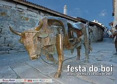 Allariz - 2007 - Festa do Boi - cartel