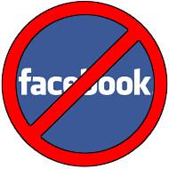 Izbris Facebook Računa