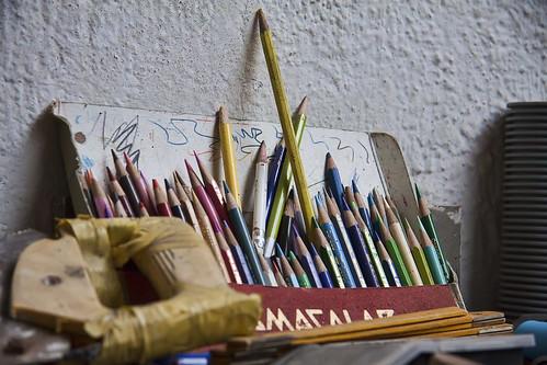 Dans une maison d'artiste, tout est art (3)