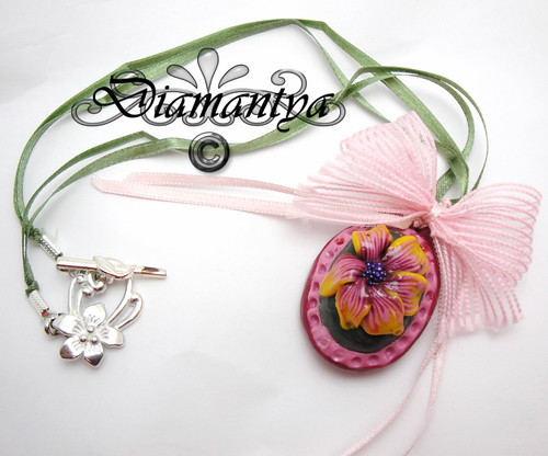 passionflower Pendant