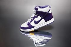 Nike Sportswear  Maharam Dunk Hi Pack
