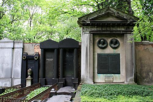 Еврейское кладбище в Праге