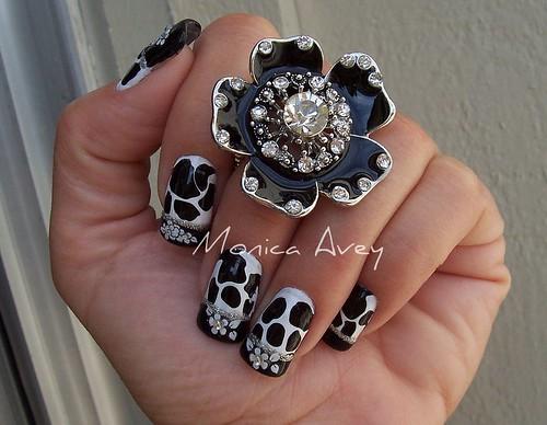 Unhas Decoradas Nails Art by monibela
