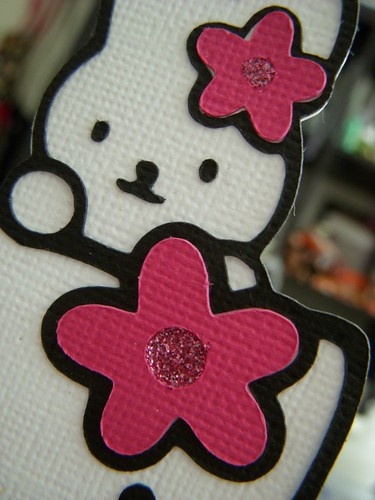 Hello Kitty Card 1 (Bunny Cuteness!)