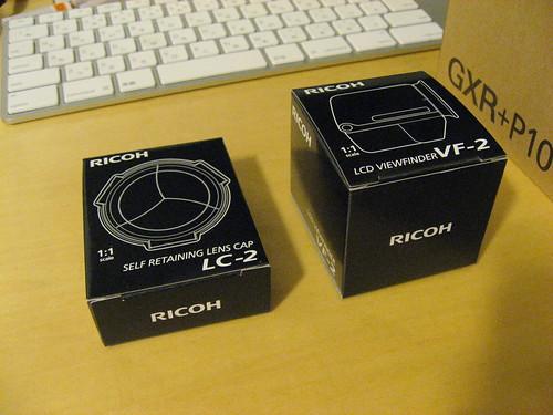 GXR P10 Kit