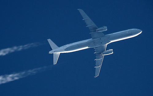 Lufthansa Airbus A321 D-AISE at 10793 m