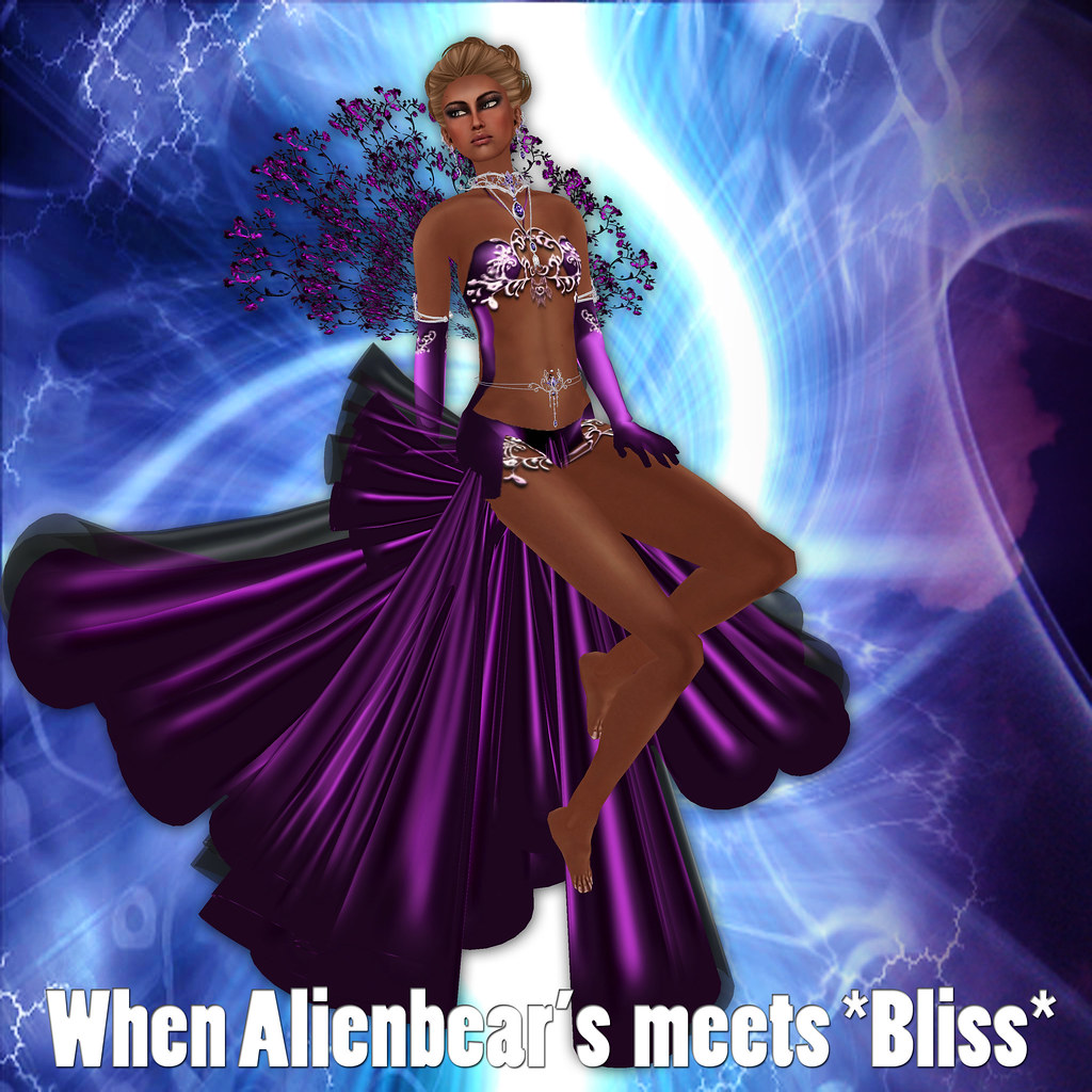alienbear X Bliss