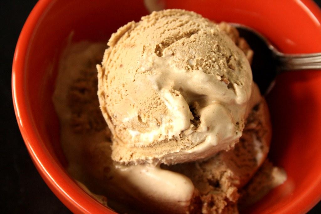 PC Maple Crunch Ice Cream