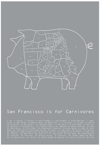 San Francisco is for Carnivores