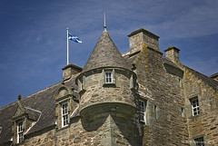 Castle Menzies Turrets