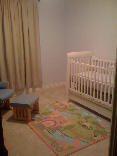 home nursery crib curtains glider admiring 2010 836pm
