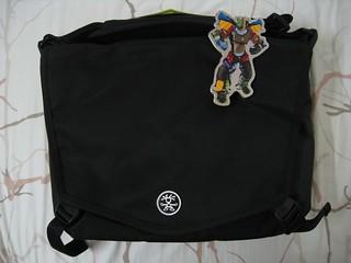 Crumpler Bag - The Moderate Embarrassment