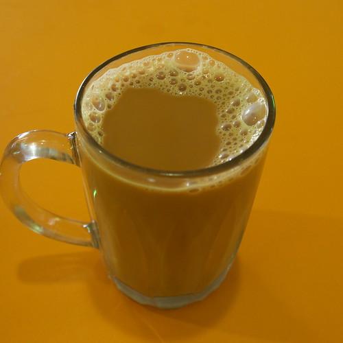 印度的拉茶