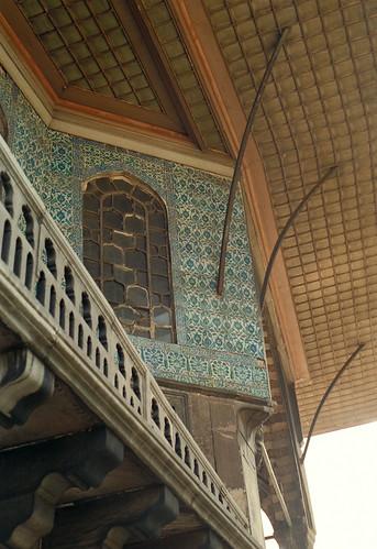 Kiosque d'Erevan, Revan Köşkü