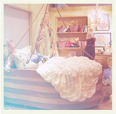you may say I'm a dreamer.. (Gaby J Photography) Tags: room dream pillows chandelier imagine anthropologie sailaway comforter comfy boatbed anthropologiedress iwishthiswasmybedidnevergetup