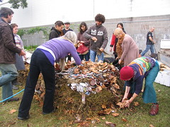 Compost making class
