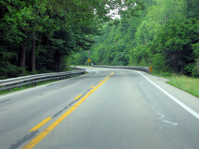 US 50 in Ripley County