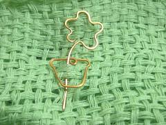 Charm Pin: Flowerpot