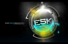 ESK www.esportskosova.com (dukk from D2works) Tags: logo design graphicdesign banner webdesign website header webheader webbackground enterpage