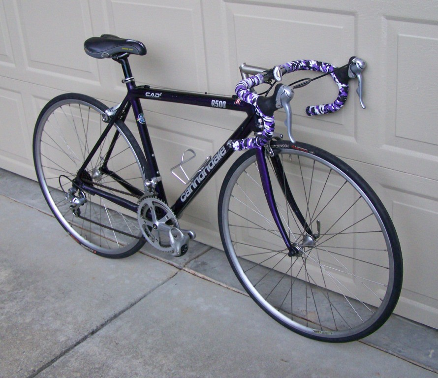 Bike Cannondale Centurion 1997 Value model with brifters