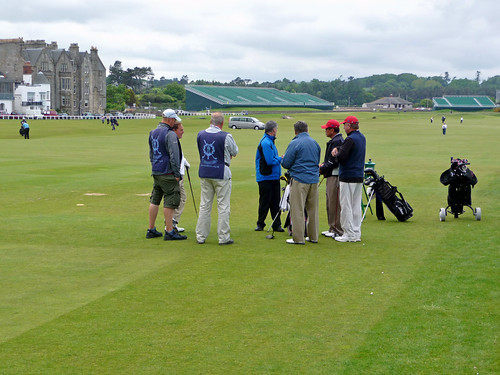 Decision Time, Old Course